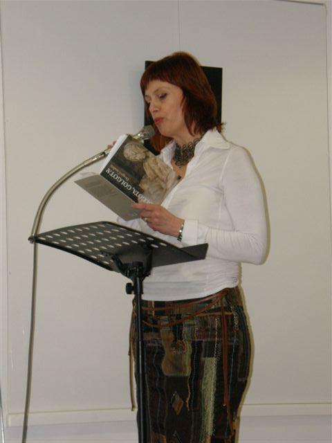 Gledate fotografije iz članka: Predstavljena poema 'Golgota! Golgota!'