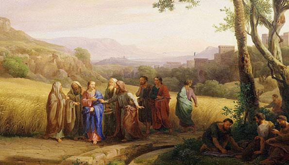 2019 06 30 Isus i učenici