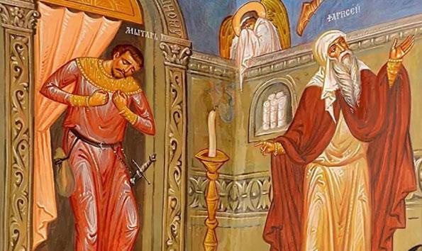 2019 10 26 prispodoba o cariniku i farizeju