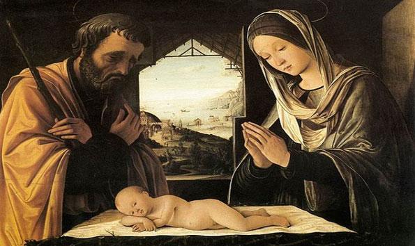 2019 12 24 Lorenzo Costa Isusovo rođenje