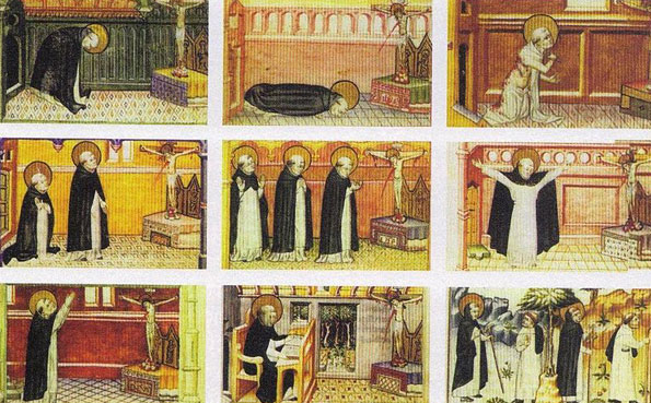 2020 01 14 formes de prières de Saint Dominique