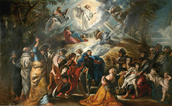 2020 03 06 Transfiguration Rubens Wikimedia Commons