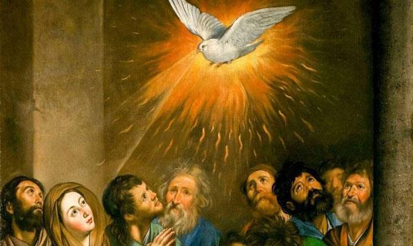 PENTECOSTÉS JUAN BAUTISTA MAINO BETWEEN 1612 1614