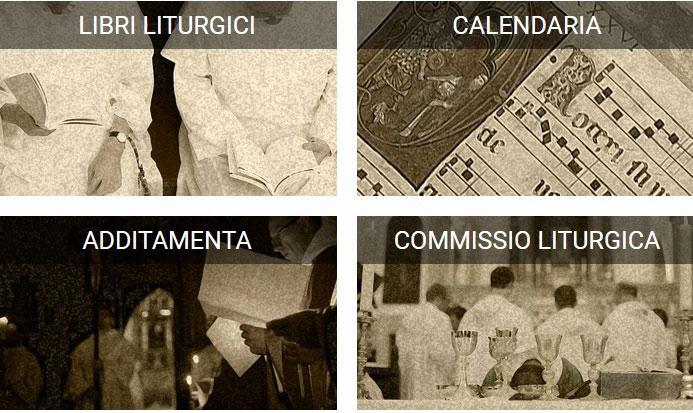 Mrežne stranice Povjerenstva za liturgiju Reda propovjednika