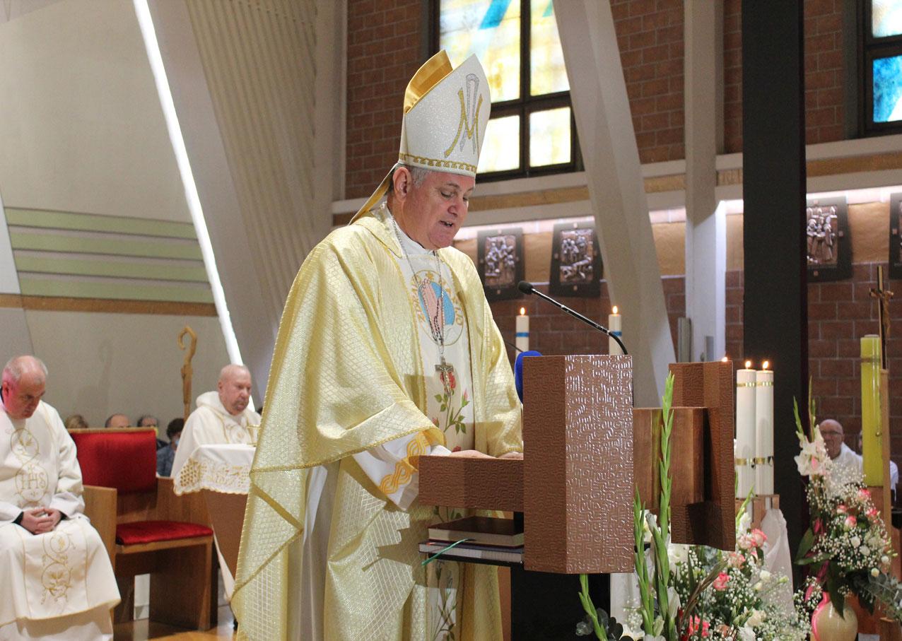 Svečano proslavljena svetkovina Kraljice svete krunice