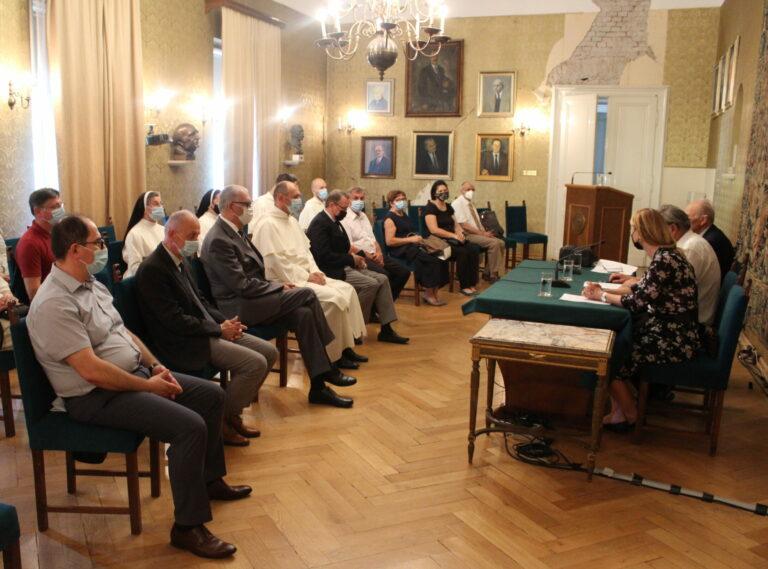 Komemorativni sastanak u spomen na akademika Franju Šanjeka